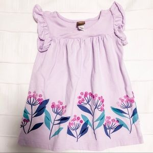 Tea floral dress
